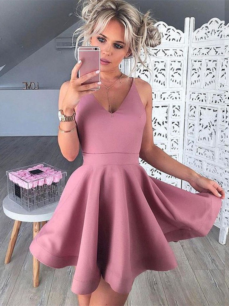 2019 year lifestyle- Dresses Formal short pictures